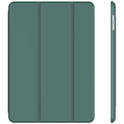 JETech Hulle Kompatibel iPad 97 Zoll Modell 20182017 6 5 Generation Intelligent Schutzhulle mit Auto SchlafenWachen Misty Blau