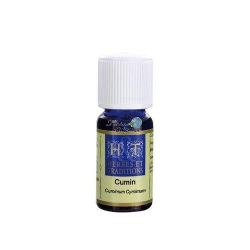 Herbes et Traditions Huile Essentielle Cumin Bio 5 ml