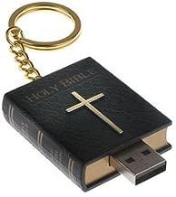 Digital Bible USB KeyChain King James English & Spanish