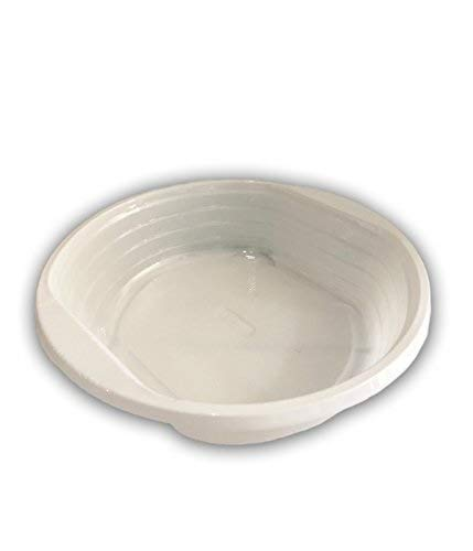 Palucart 200 Piatti scodelle in plastica monouso per Uso Alimentare - Anche Come Ciotola Cane Dog Food