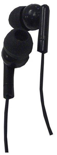 Supersonic IQ106BK In-Ear Earbuds, Black