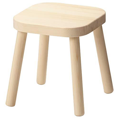 Ikea Flisat - Taburete infantil (madera)