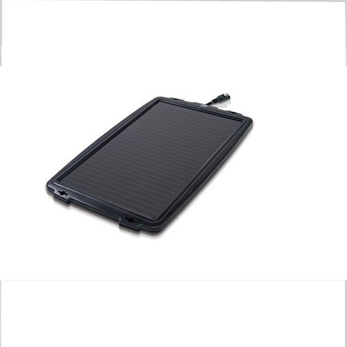 Ring Automotive RSP240 Cargador Solar para Baterías de Coche, 12V 2.4W