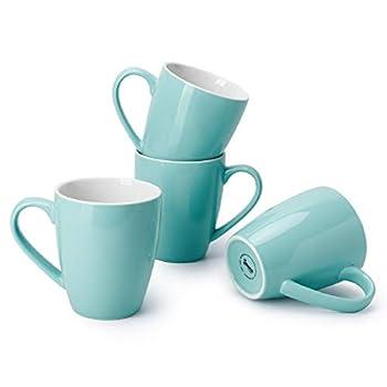 turquoise coffee mugs