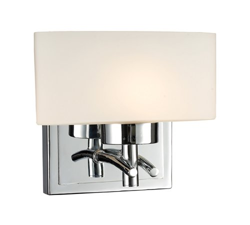 Elk 17080/1 Eastbrook 1-Light Vanity in Polished Chrome