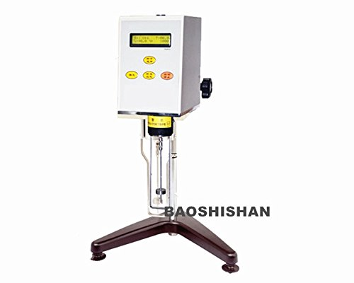 Why Choose BAOSHISHAN RV-1 Digital Display Rotary Viscometer Viscosity Tester High Precision Viscome...