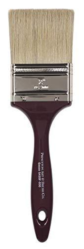 "PRINCETON ART & BRUSH CO 5450F-200 2"" Gesso Bristle Brush"