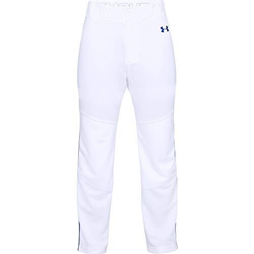 Under Armour Herren Utility Relaxed Pants Pipe Hosen, White (101)/Royal, Small