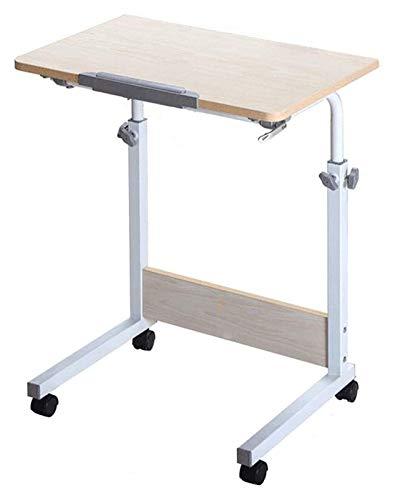 Mesa plegable Mesa auxiliar para la cama Sofá Hospital Hospital Lectura de...