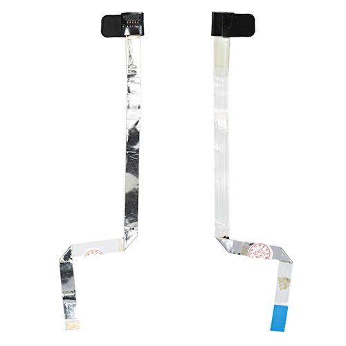 BisLinks Replacement For MacBook A1181 & A1185 Silver Touchpad Trackpad Keyboard Flex Ribbon Cable