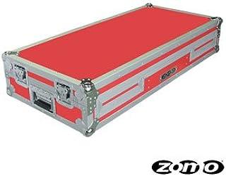 Zomo 0030101672placa maletín P de 800/12para 2x CDJ de 800y 1DJM-600/700/800Rojo