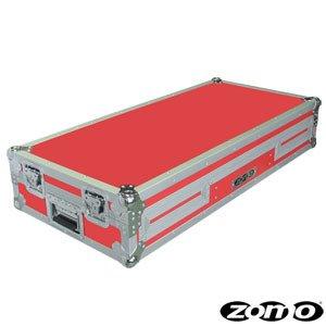 Zomo P-800/12 rot f. 2 x CDJ-800 + 1 x DJM-600