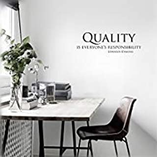quality is everyone's responsibility quote