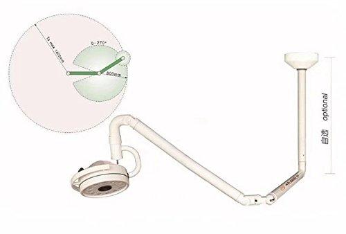 bonew-oral 36 W 360 rotación lámpara de luz LED para
