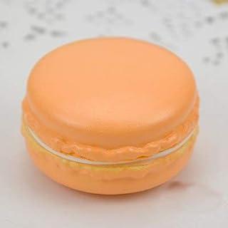 Orange Kansoo 4Pcs Slow Rebound Squishies Artificial Fruit Fake Pumpkins Halloween House Party Decoration