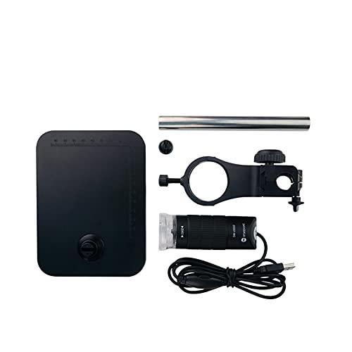 HJTYQS Magnifier Digitale Portatile Microscopio Digitale 5 Volte Lo Zoom Digitale 1000x Effetto amplificazione Avi. Fotocamera per I Phone Manutenzione della Scheda Madre