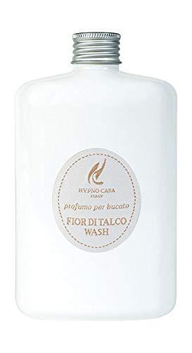 HYPNO Essenza Concentrata Profuma Bucato per Lavatrice, Made in Italy (Fior di Talco, 400ml)
