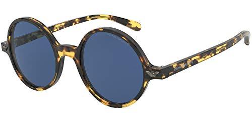 Emporio Armani Occhiali da Sole EA 501M Blonde Havana/Blue Uomo