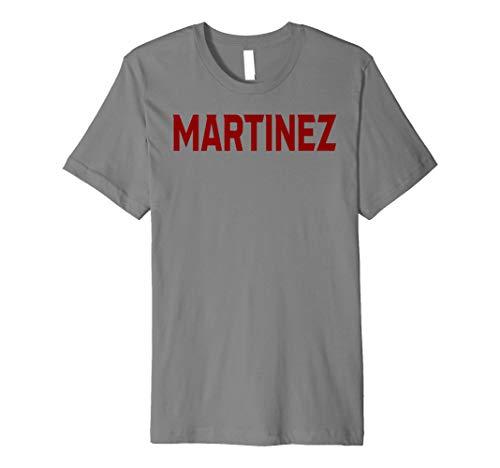 Martinez Jersey Premium T-Shirt