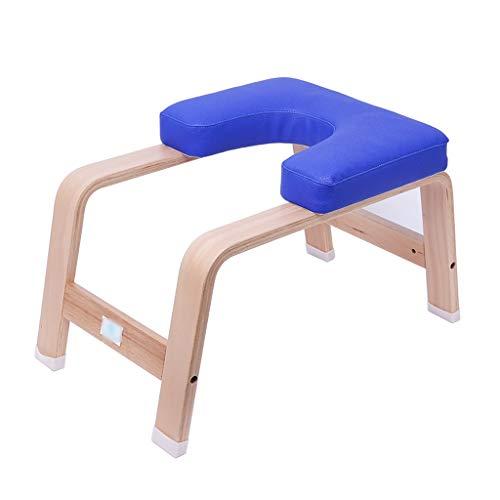 Yunyisujiao Yoga draaistoel fitnessstoel yoga hulp hout omkeerbare machine omgekeerde stoel yoga stoel ligstoel yoga ligstoel (gewicht 200kg)