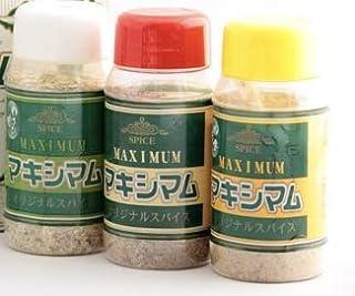 マキシマム 調味料 3種類スパイス(オリジナル・わさび・ゆず味)各1本ずつ ギフトセット