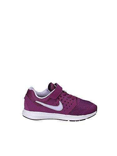 Nike Downshifter 7 (PSV), Zapatillas de Running para Niñas, Multicolor (Night Purple/Violet Mist/Bold Berry 500), 33.5 EU