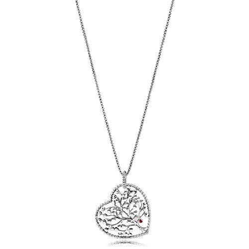 PANDORA 396582ENMX Elegante Colgante Árbol de Amor, Romántico Regalo