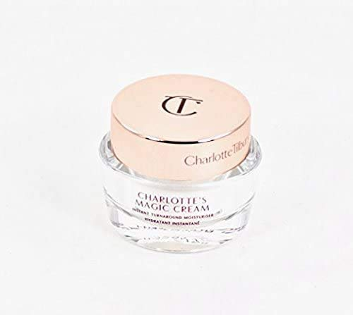 CHARLOTTE TILBURY Charlotte's Magic Cream Treat & Transform Moisturizer, Deluxe Travel Size 15ml