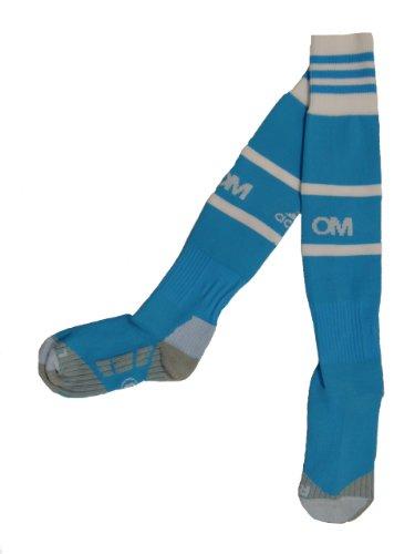 Adidas olympique marseille strumpfstutzen bleu/blanc chaussettes oM home 0 taille xS (turquoise)