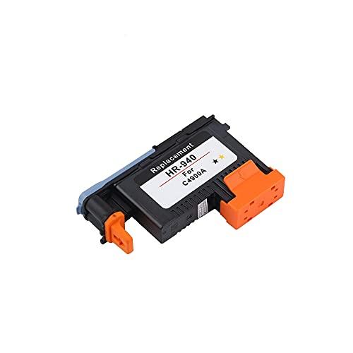 CXOAISMNMDS Reparar el Cabezal de impresión Ajuste para HP 940 PRINTHEAD C4900A C4901A 940 Cabezal de impresión para HP OfficeJet Pro 8000 8500 8500A A809A A809N A811A A909A A909N A909G A910A