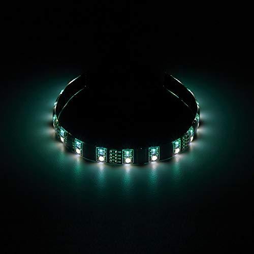 CableMod WideBeam Hybrid LED Tira 30cm - RGB/W