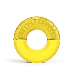 Suavinex 401185 - Masajeador de encías regenerador con forma de anillo, de 4 meses
