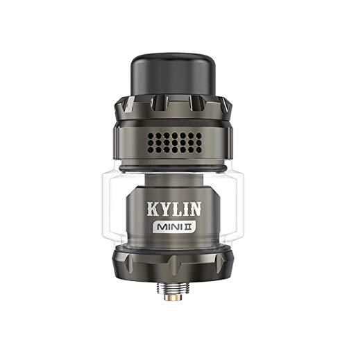 Atomizador de cigarrillos Vandy Vape Kylin Mini V2 RTA Tank Fused Clapton Coil 0.3ohm Top Airflow Vandyvape E Cigarette Atomizer