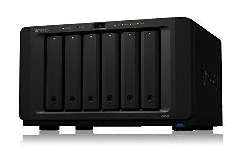 Synology Ds1618+ 6 Bay Desktop Nas -