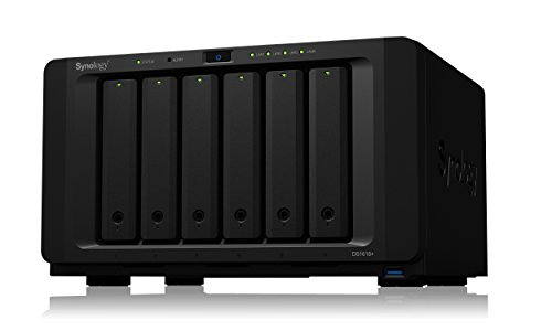 Synology 6 Bay NAS DiskStation - DS1618+ review