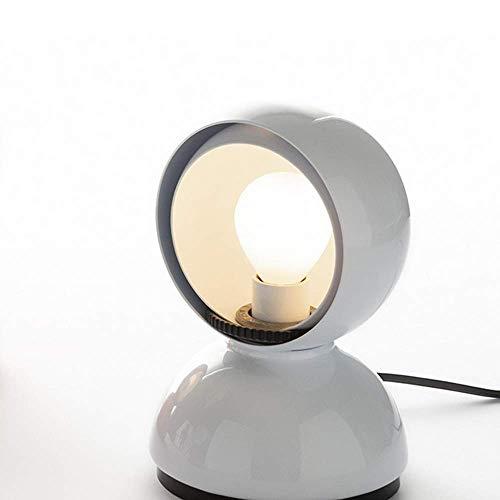 Artemide Eclisse Lampe de Table Blanche