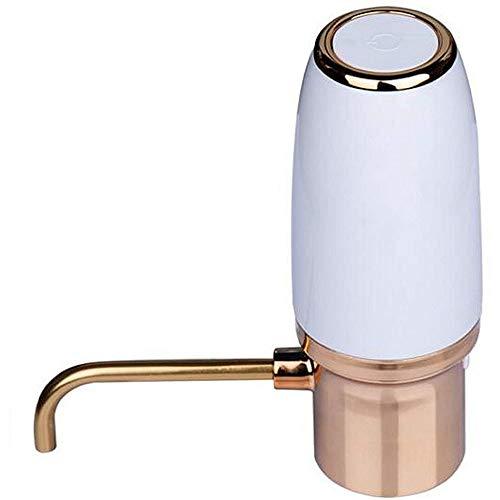 Fikujap Tubas de Vino eléctrico, Bomba de dispensador de vinos con batería, caño de Vino automático, Cubierta de vinos instantáneos, Agente oxidante de Vino de un Toque con Tubo retráctil