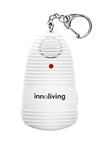 Innoliving Dispositivo Portatile Antizanzare ad Ultrasuoni - 40 gr
