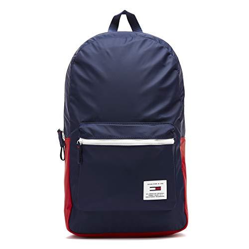 Tommy Jeans Tech Mochila Laptop - Azul Marino