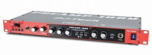 Why Should You Buy DJ Tech A-B Box, Red/Black (PREAMP1800)