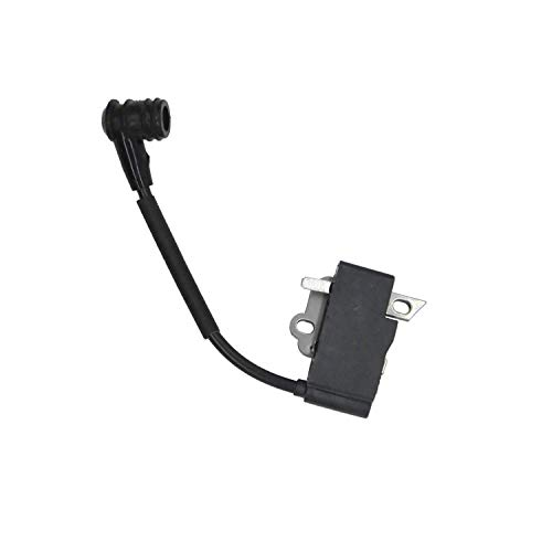 Notonmek 4144-400-1303 4144 400 1303 Ignition Coil Compatible with Stihl Trimmer FS40 FS40C FS50 FS56 FS56RC HT56C FC56C FC56 KM56C-E KM56RC-E KM56RC-E-Z Brushcutter Edger Pole Pruner