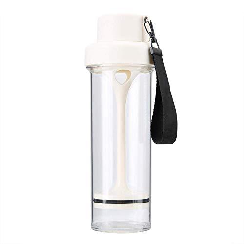 WENHANGshidai Taza de Agua, Libre de Bpa, Taza de Agua portátil para Exteriores para Taza de Agua de Oficina, Adecuada para Agua, té, Leche, café, etc.