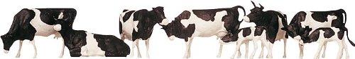 FALLER 155508 - Miniaturfiguren 'Rinder', Spur N