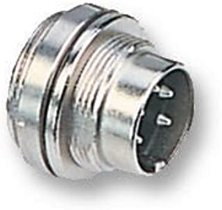 09 0327 00 07 - Circular Connector, 680 Series, Receptacle, 7, Pin, Solder, Panel Mount RoHS Compliant: Yes, (Pack of 5) (09 0327 00 07)