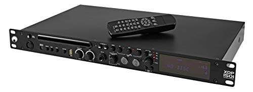 Omnitronic XDP-1501 CD-/ MP3-Player