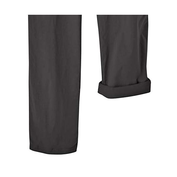 prAna Men's Standard Stretch Zion Pant, Charcoal, 31