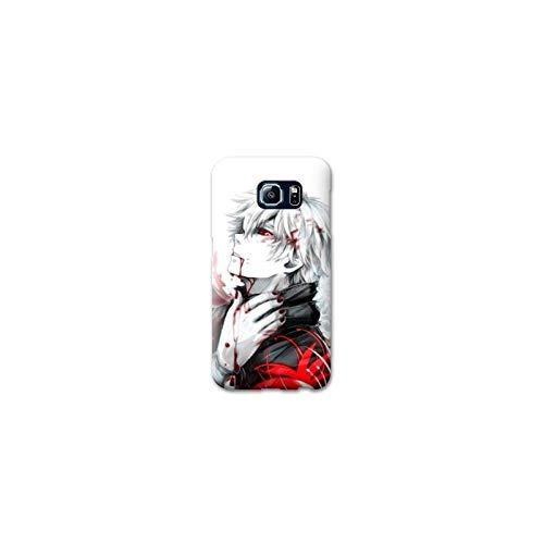 Coque pour Samsung Galaxy S7 Manga - Divers - Ken Kane Blanc