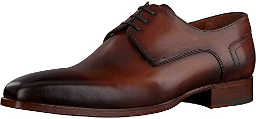 Greve Herren Magnum 4197 Business Schuhe, Braun, 42 EU