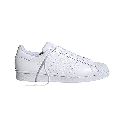 adidas Originals Superstar Shoes, Zapatillas para Hombre, Blanco, 36 1/3 EU