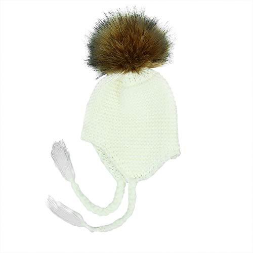 Milopon Bady Gorro Sombrero De Invierno Niño Niña Algodón Calientes